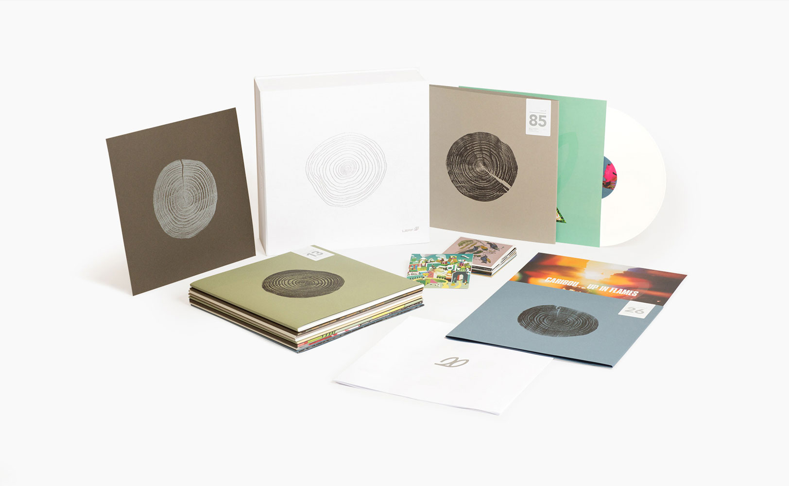 Leaf 20 – The Leaf Label 20th Anniversary Box Set