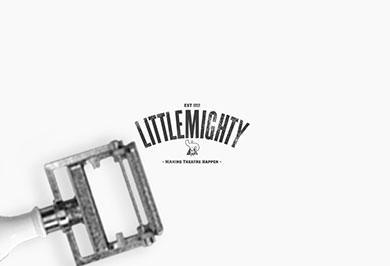 Little Mighty Identity Design