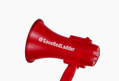 Save Red Ladder Fundraising Campaign