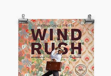 Phoenix Dance Theatre Company Windrush Campaign