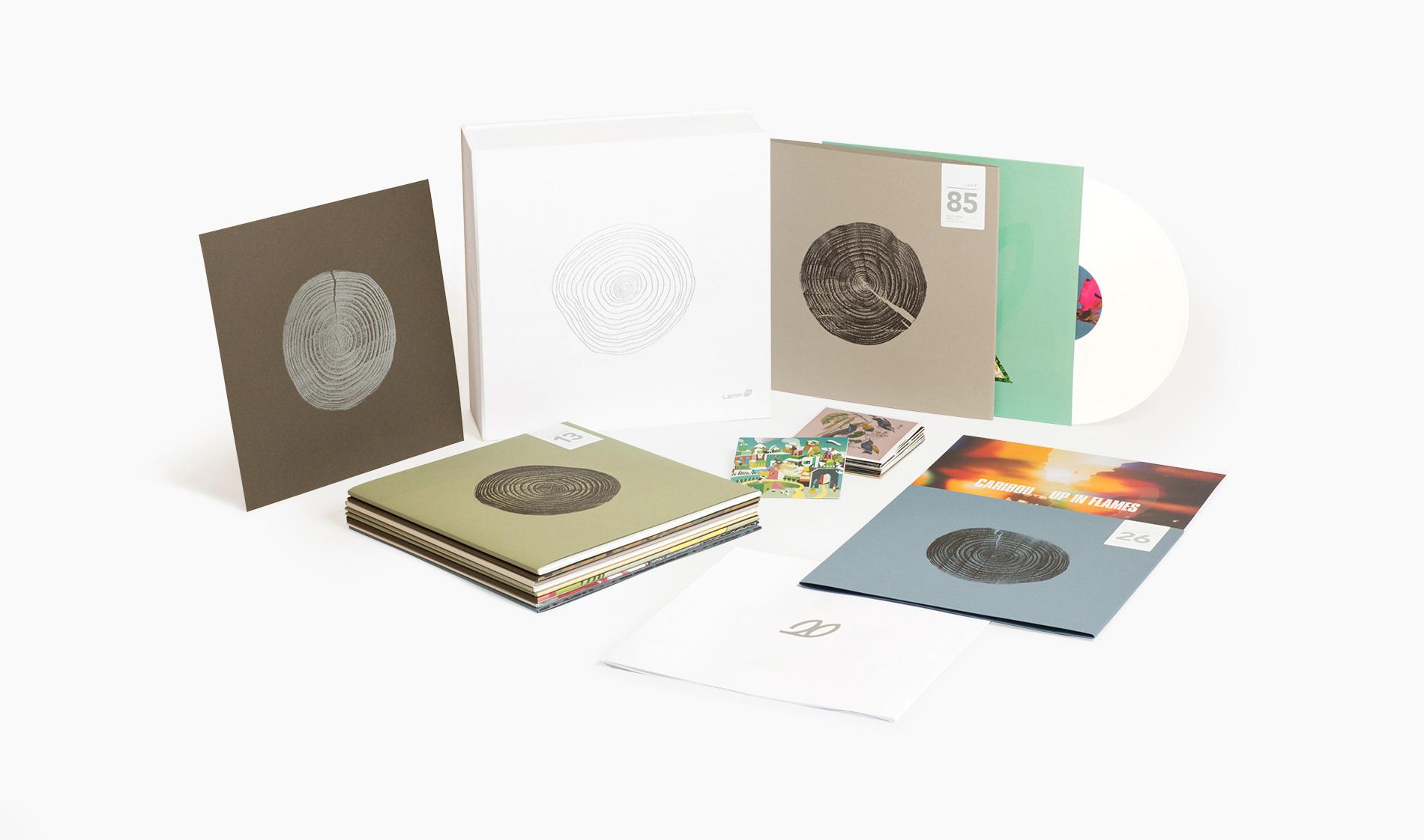 Leaf Label Boxset