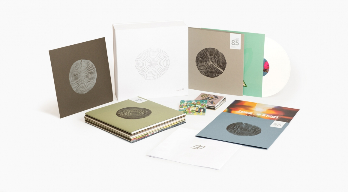 The Leaf Label 20th Anniversary Box Set